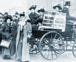 Voto Feminino - As Sufragistas