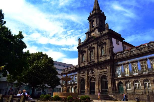 Igreja do Carmo, Porto | Crédito: Verônica Batista
