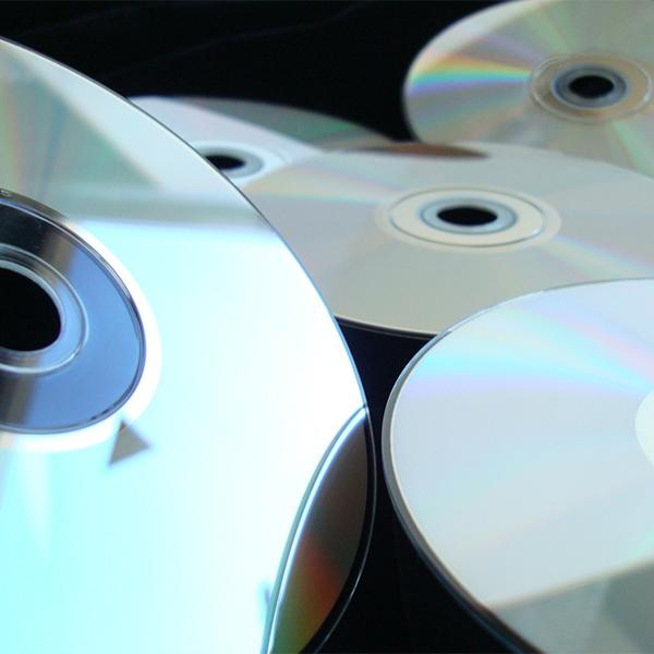 CD製造(プレス)