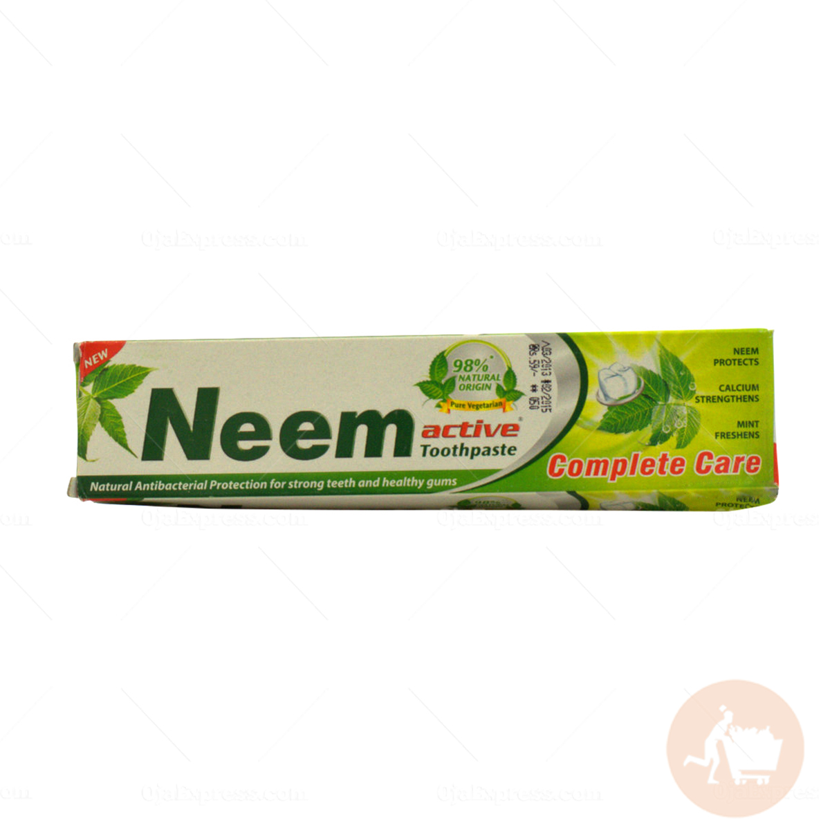 Neem Toothpaste - OjaExpress - Shop For Your Ethnic ...