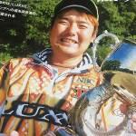 TOP50五十嵐誠プロと雄蛇ヶ池★オカッパリ大会のゲスト