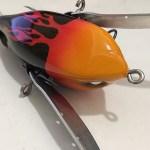 タイニーFPクローラー(モンカルアーワークス)実釣インプレ!小型化し35g・使いやすい万能系