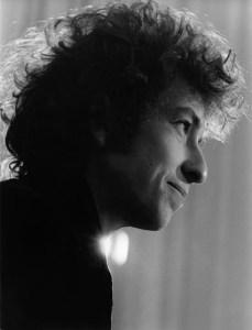 Bob Dylan, Hollywood, 1960s. Photo: Guy Webster