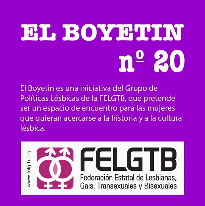 El Boyetín 20