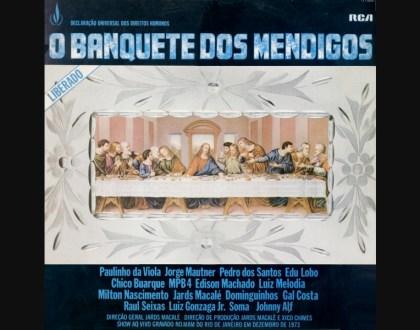 Discos Escondidos #050: O Banquete dos Mendigos (1974)