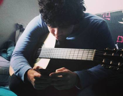 #DESCUBRA: Lucas Bê e a intensidade de quem se apaixona
