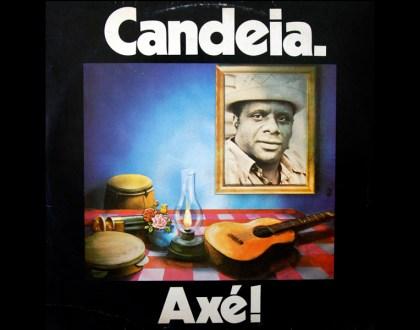 Discos Escondidos #078: Candeia - Axé! Gente Amiga do Samba (1978)