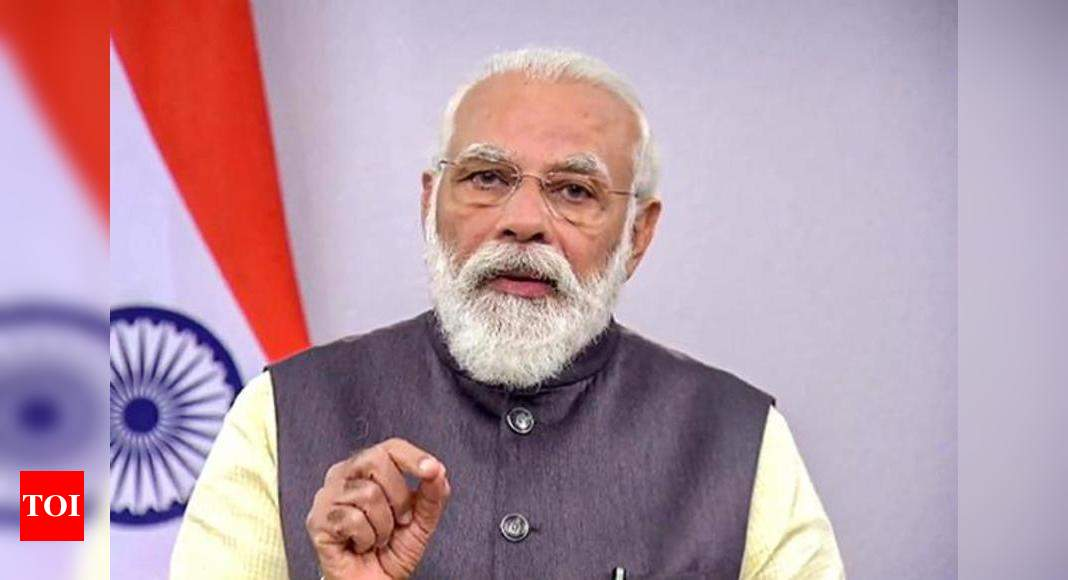 Modi to deliver inaugural address at India Mobile Congress on Tuesday