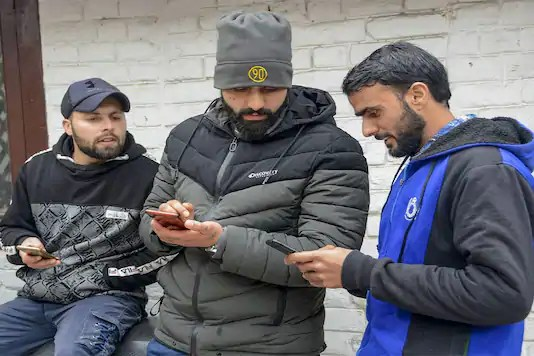4G Mobile Internet Services Being Restored in Entire Jammu and Kashmir, Says Top Official -