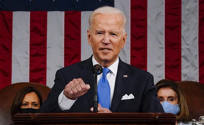 """Biden Says """"Hope And Expectation"""" For Putin Meet In June During Europe Trip -"""
