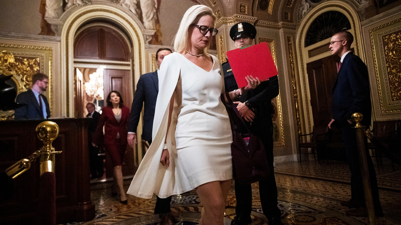 Kyrsten Sinema could be the 50th vote for — or against — Biden's ambitious agenda. So what does she want?