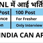 BSNL Recruitment for 100 Graduate & Technician Apprentice Posts 2020
