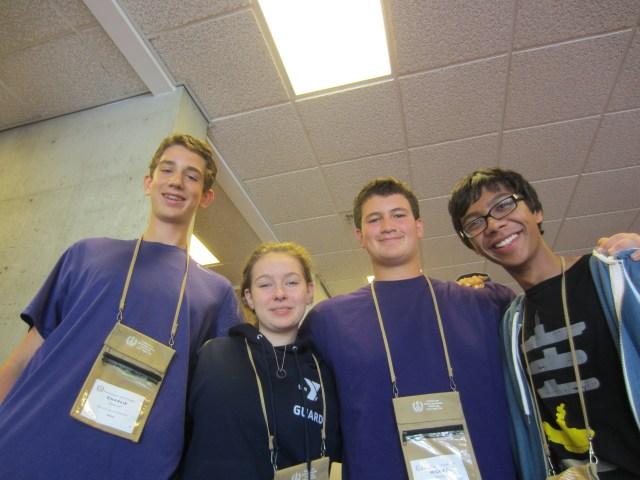 The OH Novice Team!