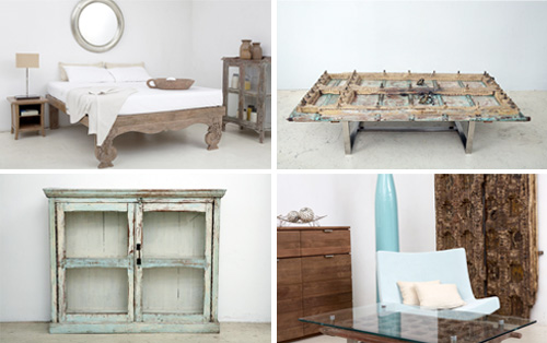 Happy Find Reclaimed And Recycled Wood Furniture