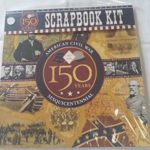 American Civil War Scrapbook Kit