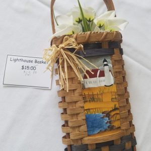 Lighthouse Basket