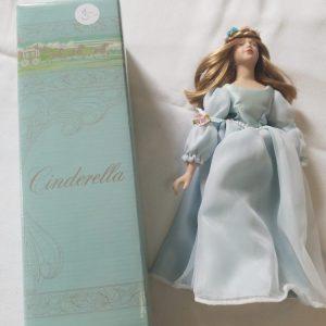 Cinderella - Porcelain Doll