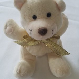 Posable Stuffed Bear