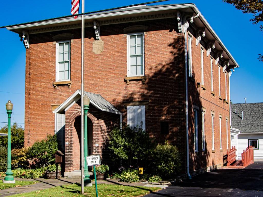 Brandville School Museum Oregon OH