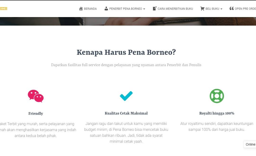 PENERBIT INDIE – KANEOMEDIA.NET