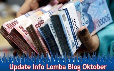 Update Info Lomba Blog Oktober dan Kontes SEO 2020 Terbaru, Rezeki Nomplok Penghujung  Akhir Tahun 5 (1)