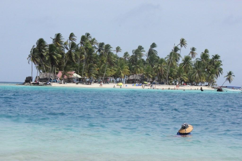 Isla Perro en la Comarca Guna Yala (Foto: Wikimedia Commons)