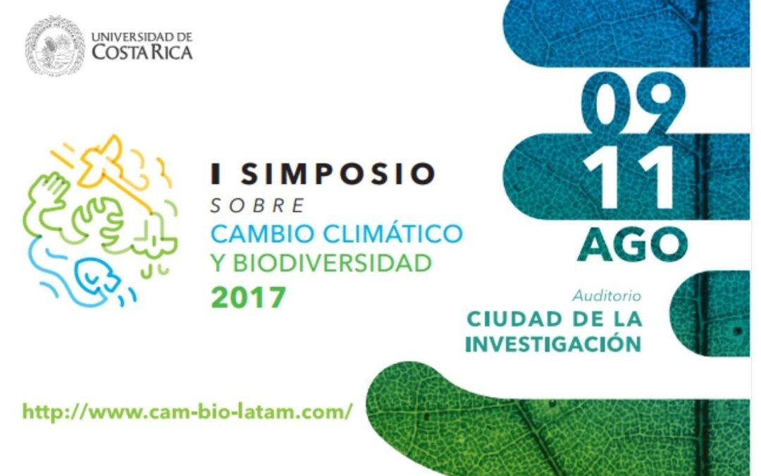 Simposio de cambio climático reúne a expertos de Costa Rica y el mundo