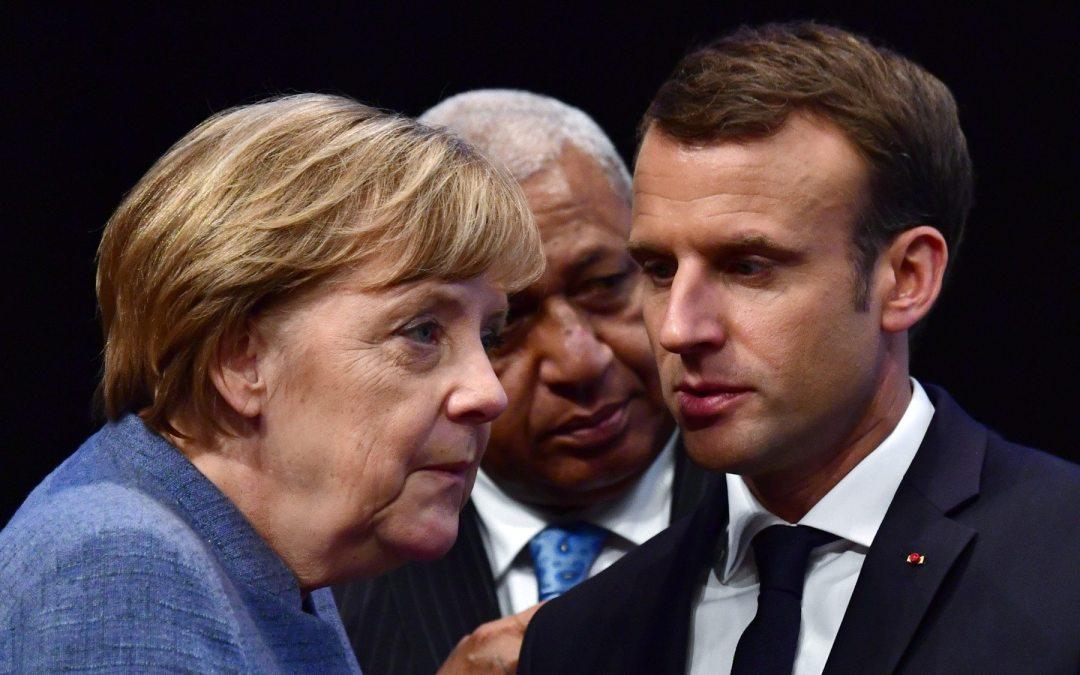 ¿Pueden Macron y Merkel llenar el vacío de Estados Unidos?