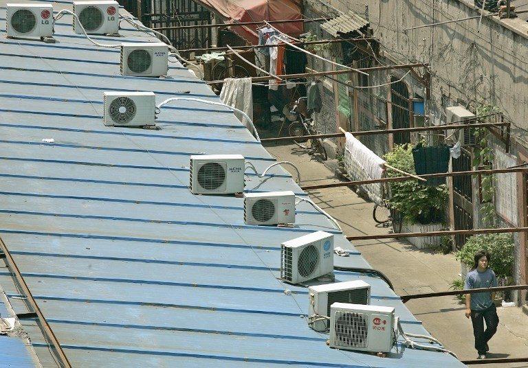 La paradoja de los aires acondicionados que calientan el planeta