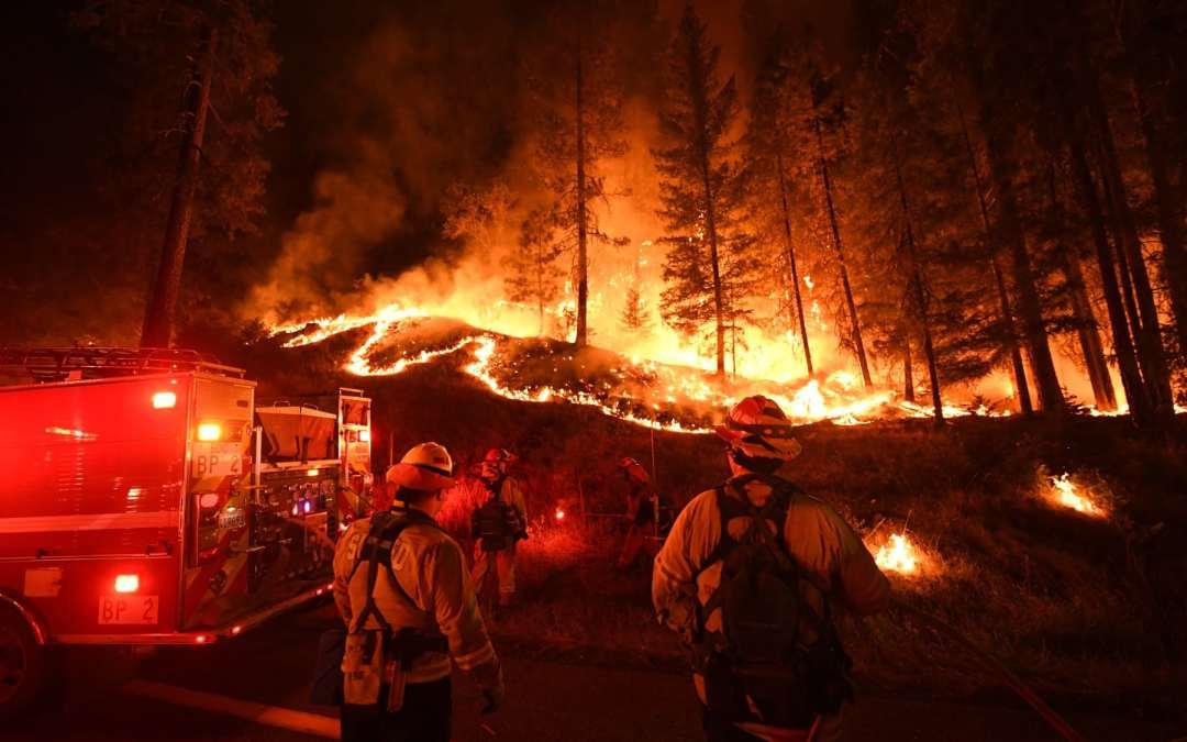 Ocho formas en las que el calentamiento global agrava los mega incendios forestales