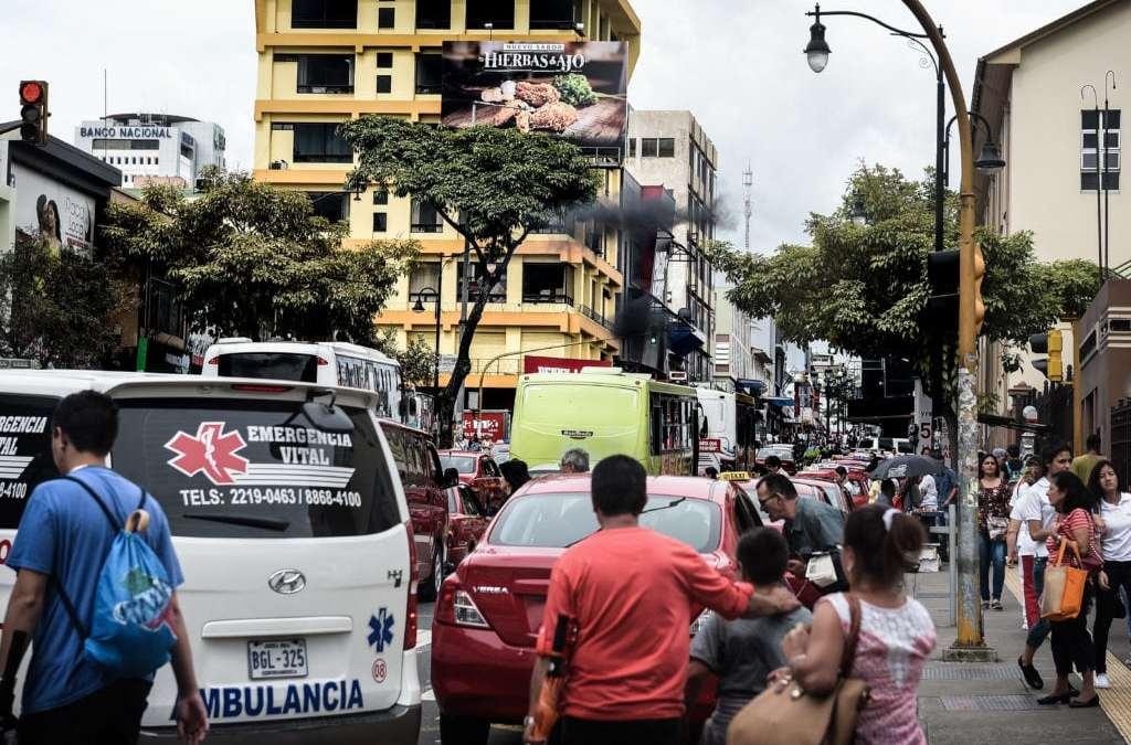 Seis municipalidades levantan sus primeros inventarios de gases de efecto invernadero Emisiones por habitante en Belén quintuplican las de San José