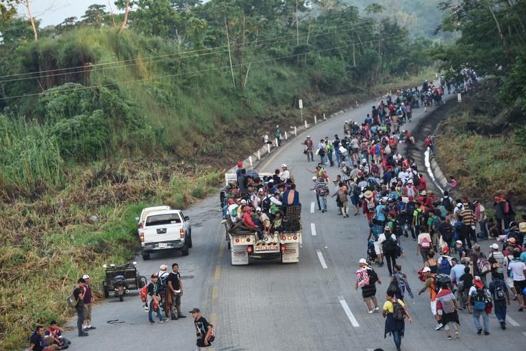 Cambio climático aumentará migración de centroamericanos a EEUU, advierten expertos