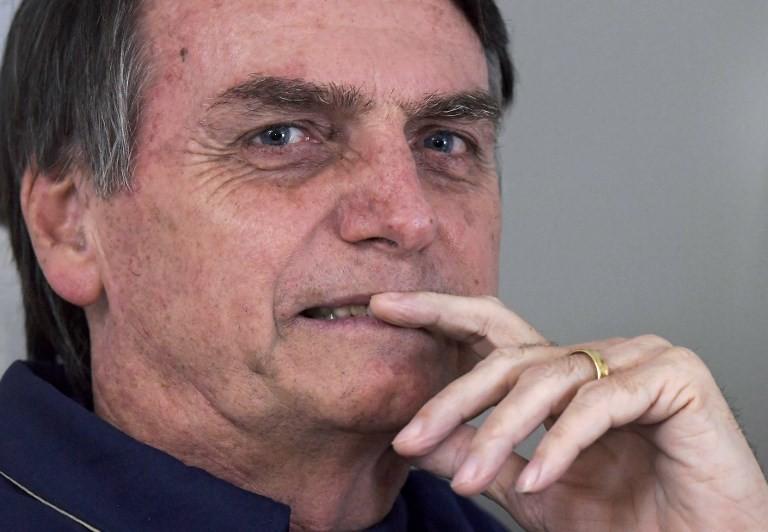 Bolsonaro dice que mantendría a Brasil en el Acuerdo de París, con una condición