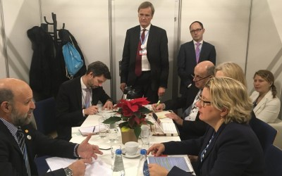 Costa Rica y Chile se perfilan como favoritos para albergar la COP25