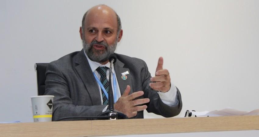 """Ministro de Ambiente: """"Costa Rica quiere hablar de temas como bosques, océanos o adaptación basada en ecosistemas"""""""