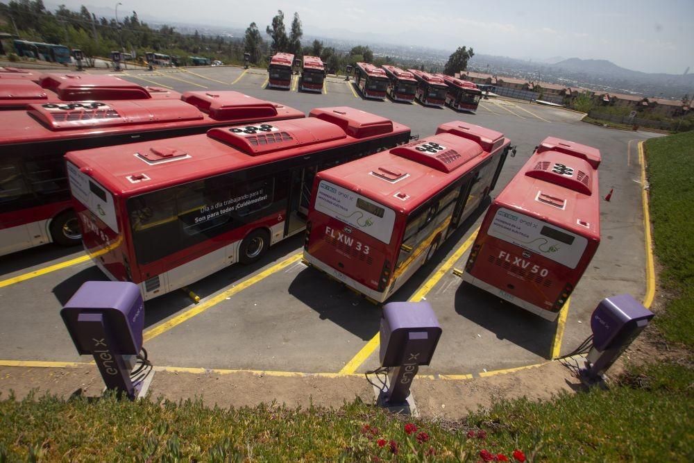 Sudamérica aventaja a Costa Rica en uso de buses eléctricos
