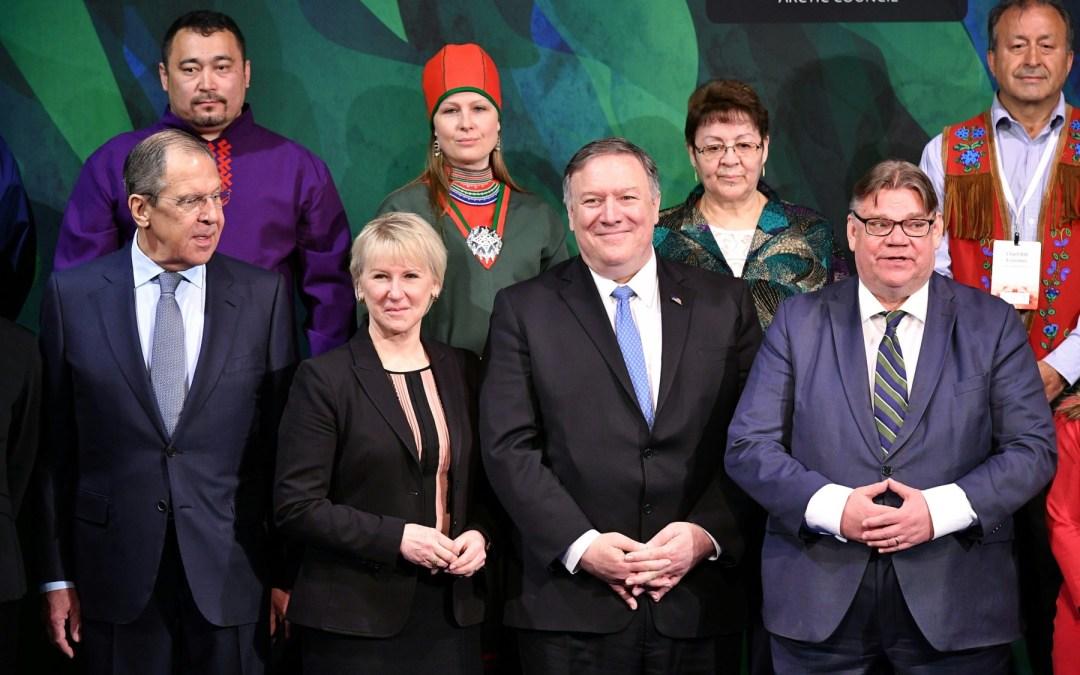 EEUU bloquea acuerdos en el Ártico, opuesto a menciones a cambio climático
