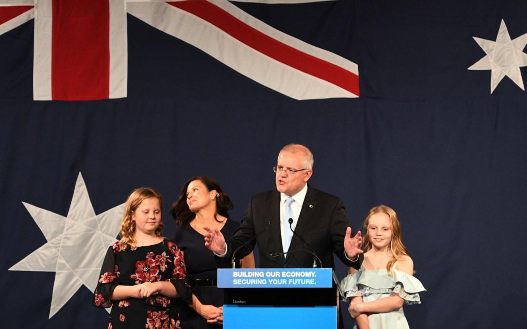 Un partido negacionista del cambio climático mantiene el poder en Australia