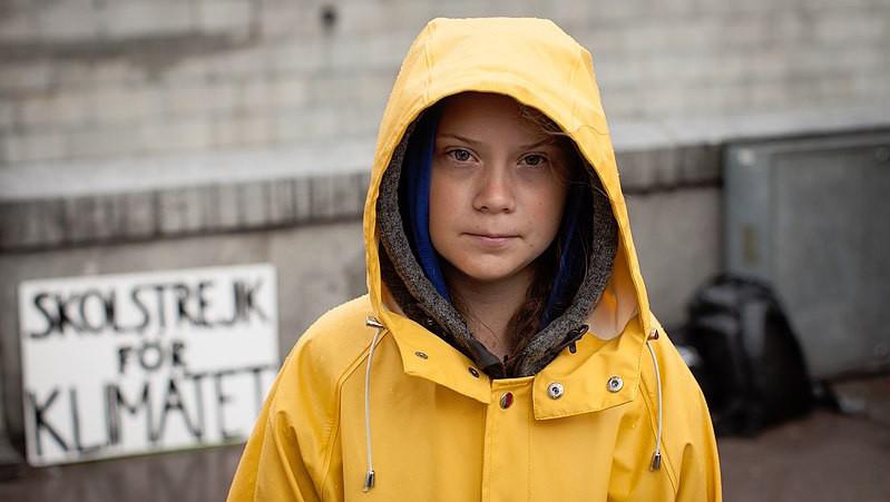 ¡Sin vuelos! Greta Thunberg llegará en barco a la cumbre climática en Nueva York