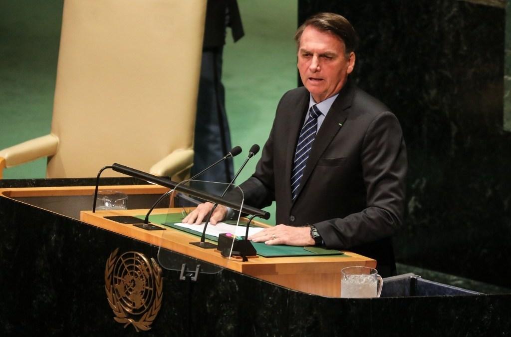 Bolsonaro dio un polémico discurso en la ONU. Así respondieron los indígenas.