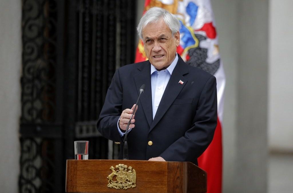 Chile resuelve no organizar la APEC ni la COP25 por crisis social