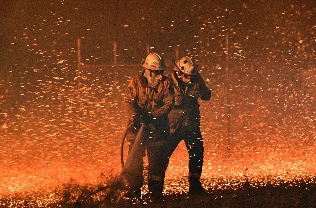 ¿Cómo se relaciona el cambio climático con los incendios de Australia?