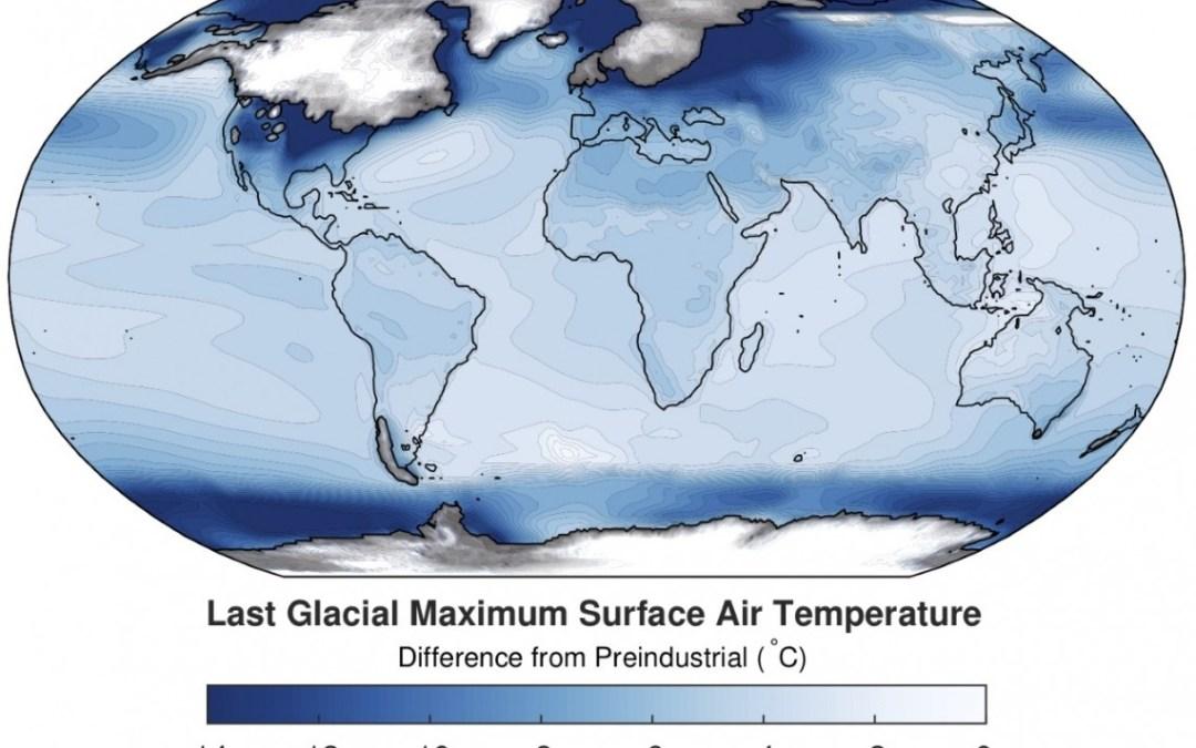 Científicos dilucidan cuan fría fue la Edad de Hielo