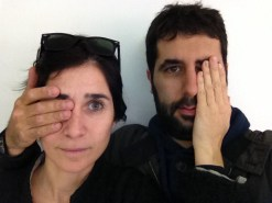 Aitor Echeverría i Carolina Alejos