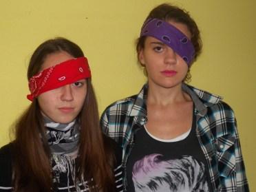 Carmela y Yaiza