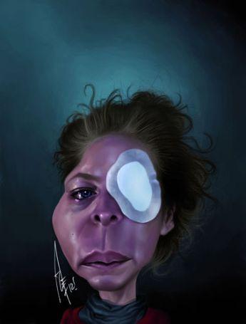 "Alex Gallego, ""Un ull que plora"""