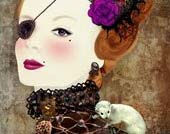lady jeweled