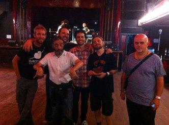 Apolo, Hohmann & Co, con Chico Ocaña