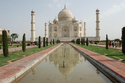 Si Caro, es el Taj Mahal
