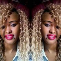 Photos: Pretty 'deadly' female gangster shot dead in fierce gun duel with police in Nairobi